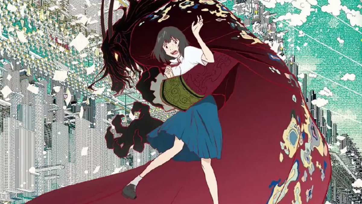 1st trailer of BELLE, the new animated feature film of Mamoru Hosoda (Wolf Children). >> catsuka.com/news/2021-02-1…