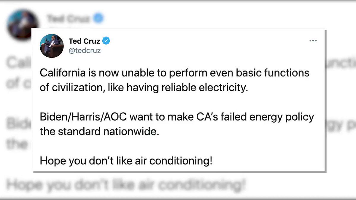 Replying to @ProjectLincoln: Ted Cruz has failed Texas