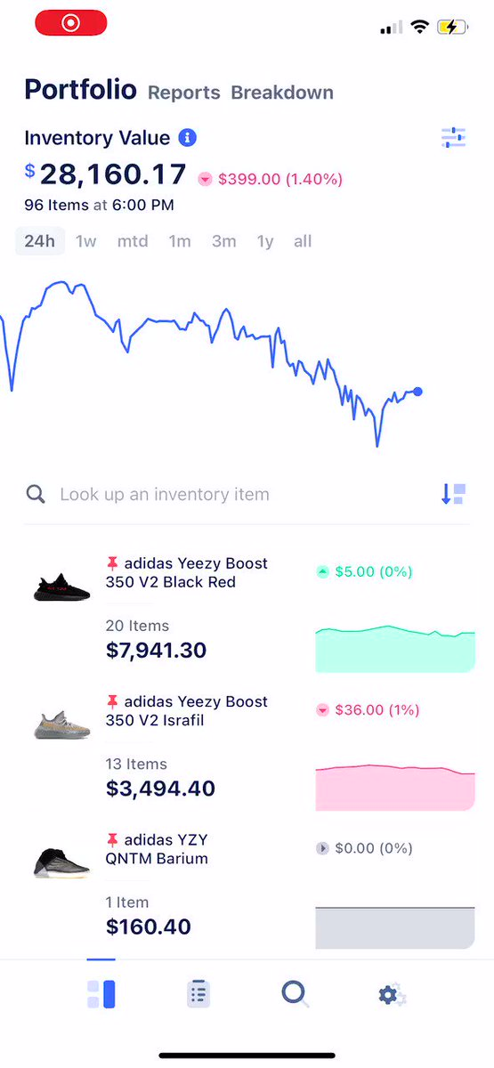 Our beautiful new dashboard is a reseller's dream right on their phone. 🤳  Show us your favorite part of the dashboard below! ⤵️