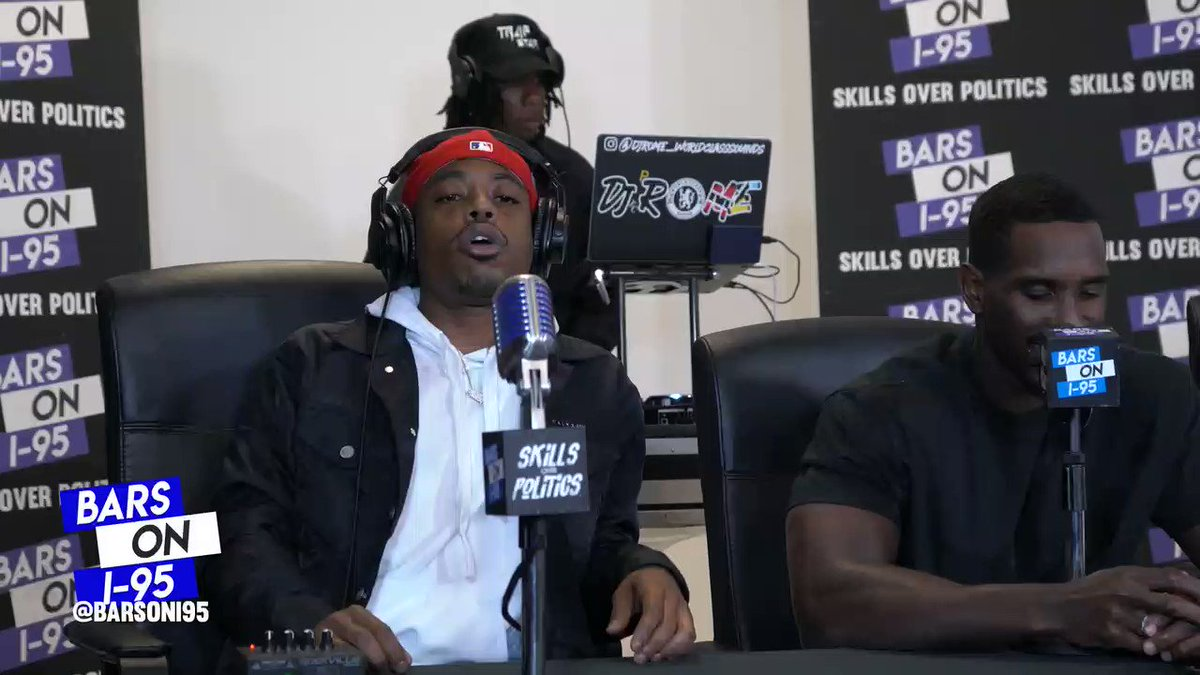 Don't play with @WS_Boogie! 🔥 Watch his latest @BARSONI95 freestyle on the site -