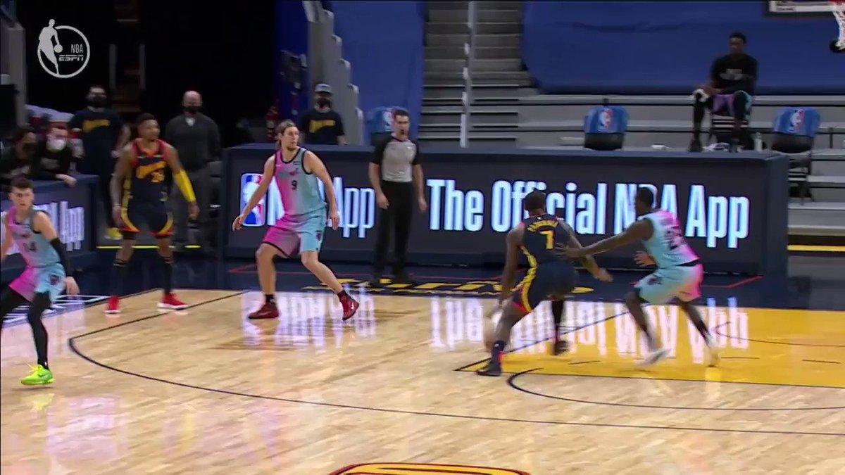 @NBA's photo on Paschall