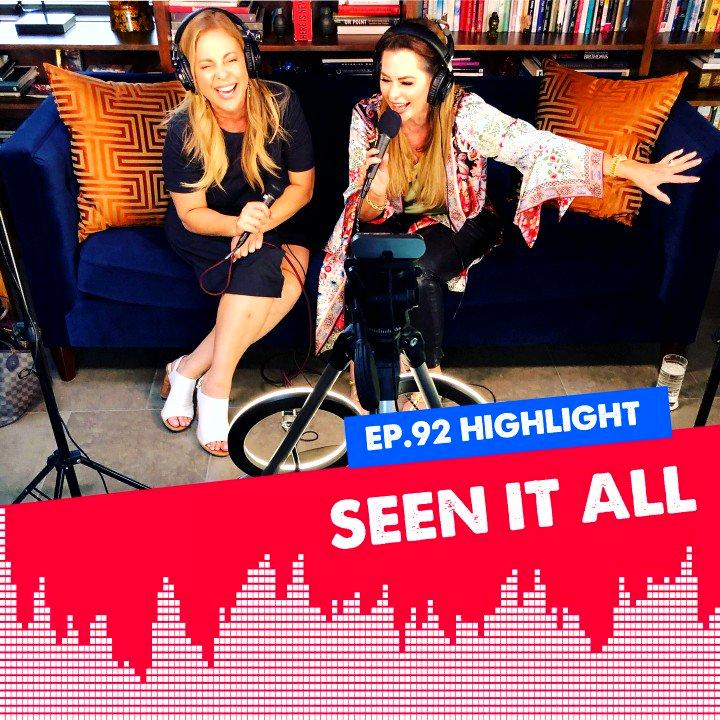 NEW EPISODE ALERT! 🚨😂🎙 Podcast Link:  @AmyVanderoef #RHOD #BravoTV #IDontGiveARipPodcast #Subscribe #Comedy #Podcast