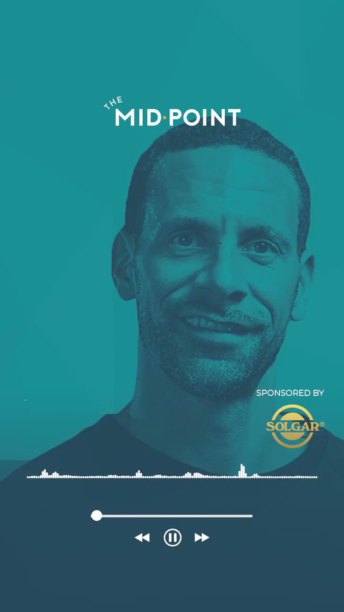 Rio relentlessly exemplifies the 'Gold Standard' in all aspects of his life.   ICYMI: Gabby Logan's The Mid•Point 2 Episode Five with Rio Ferdinand🎙  Listen now:    @GabbyLogan @rioferdy5  #Solgar #TheGoldStandard #SponsoredBySolgar #TheMidPoint #Podcast