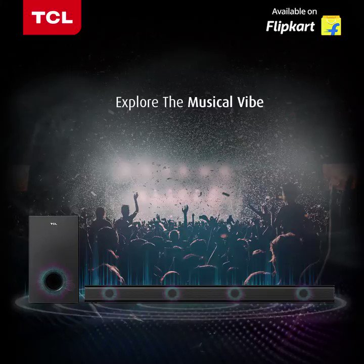 Enjoy every beat with a new vibe on the #TCL TS 3015 Soundbar.  Clarity and bass at its best.  https://t.co/acNLtDc1Uw https://t.co/45HH1T5h1k