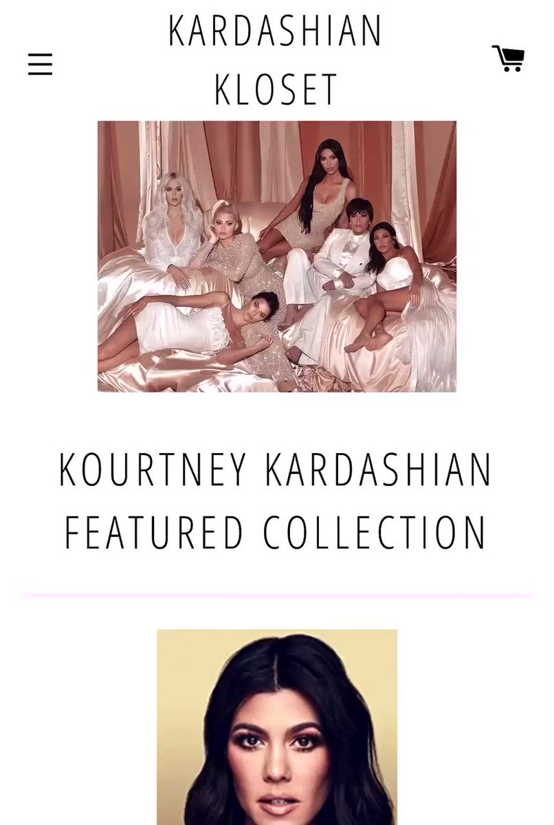 I just added new items to my collection for you guys! Enjoy 💕#KardashianKloset