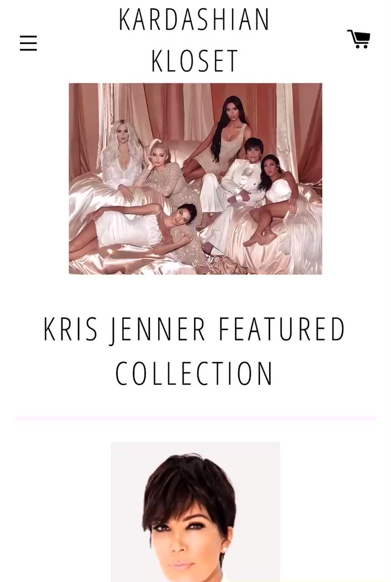 Happy Friday!!! You guys will love the new items I just added to my #KardashianKloset collection💗✨ Shop now!!