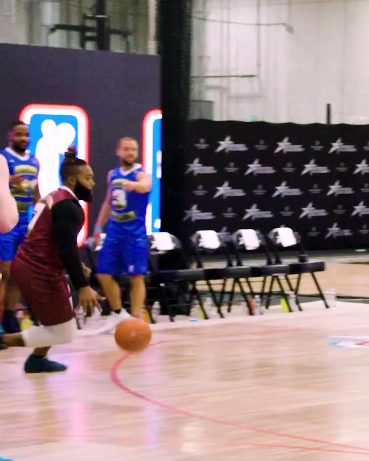 It's game time 🏀🔥🏆 A $100K Cash prize is on the line & these teams are ready to bring all the energy to the court. Watch @russdiemon & @Jackharlow's team go against each other in @TheCrewLeague 🔥🔥   Watch now 👇🏿