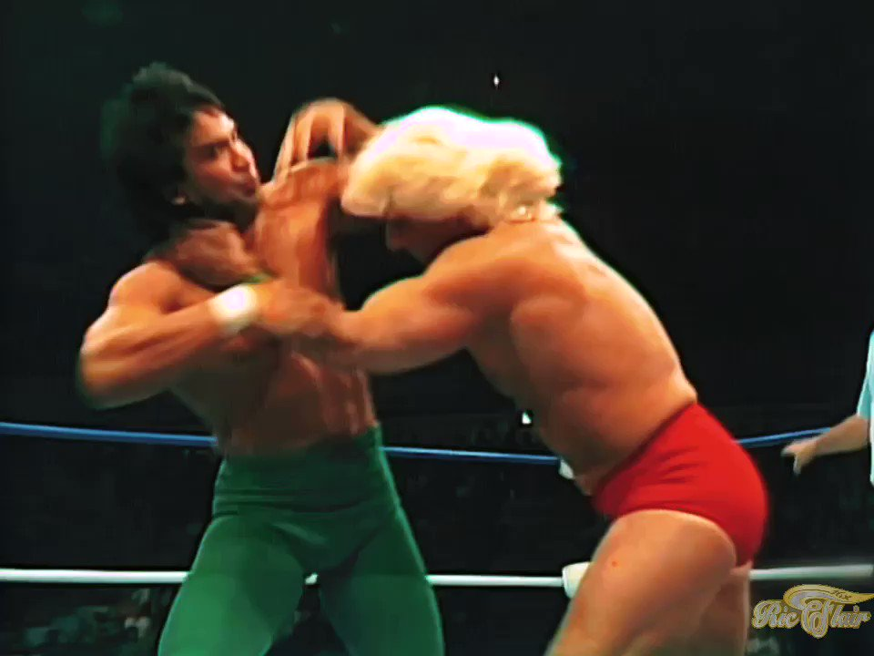 On Our 41st Anniversary, Still The Measuring Stick! Chi Town Rumble 1989! WOOOOO! @REALSteamboat