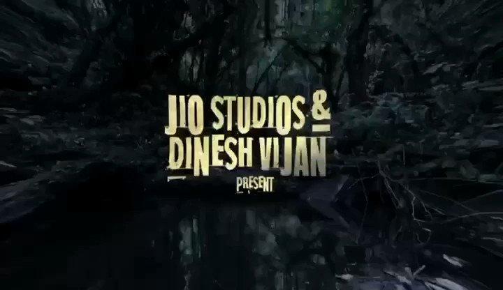 #Bhediya ka pramaan  #Stree ji aur #Roohi ji ko  In cinemas 14th April 2022