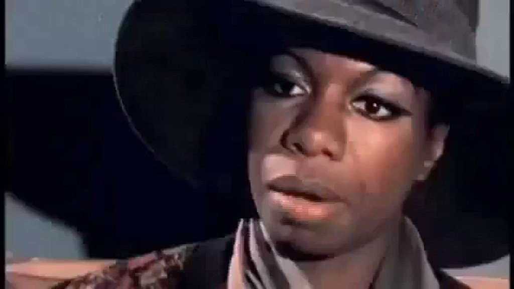 @Alma_Preta's photo on Nina Simone