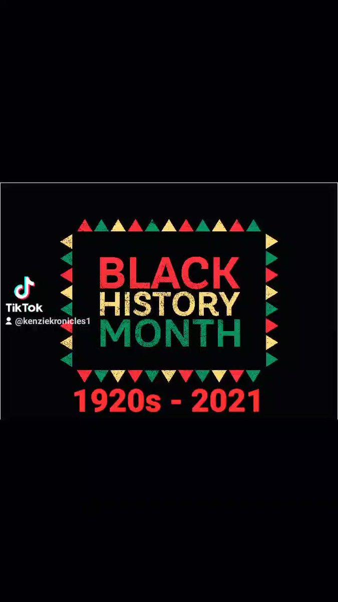 "Hey Guys. We will always rise. Happy Black History Month. I love you."" - McKenzie   #blackhistorymonth #blackhistory  #bessiecoleman #nina #maya #rosa #michelleobama #kamalaharris #brandy #corettascottking #missy #sistersister #tiaandtamera #simone #angela #shirley #diahnncarroll"