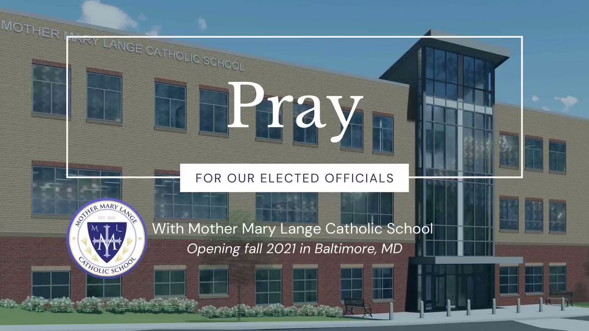 Image for the Tweet beginning: Pray for our MD elected