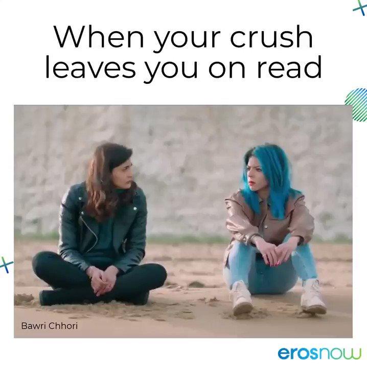 Jee lenge hum, iss ghum ko bhi pee lenge hum. BRB😭💔😉  #BawriChhori streaming only on #ErosNow-   @AahanaKumra #RumanaMolla @mohitchhabra29 @AjayGRai @vikkochhar @IAmNikiWalia @akhil2jaiswal #SudiptoSarkar #RachitaKapoor