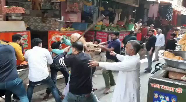 Lessons, @WWE. This is how it's done. The Royal rumble!  Baghpat, UP, India. Circa- 2021