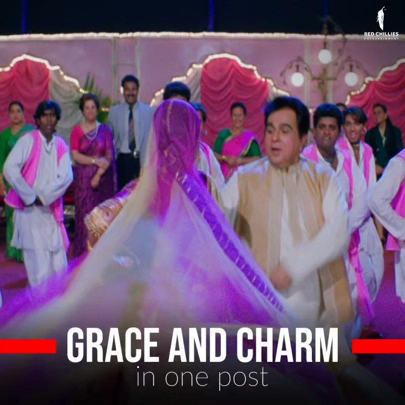 Qila was the last film Dilip Kumar starred in and he didn't fail to make it a memorable one! 😍  #qila #dilipkumar #rekha