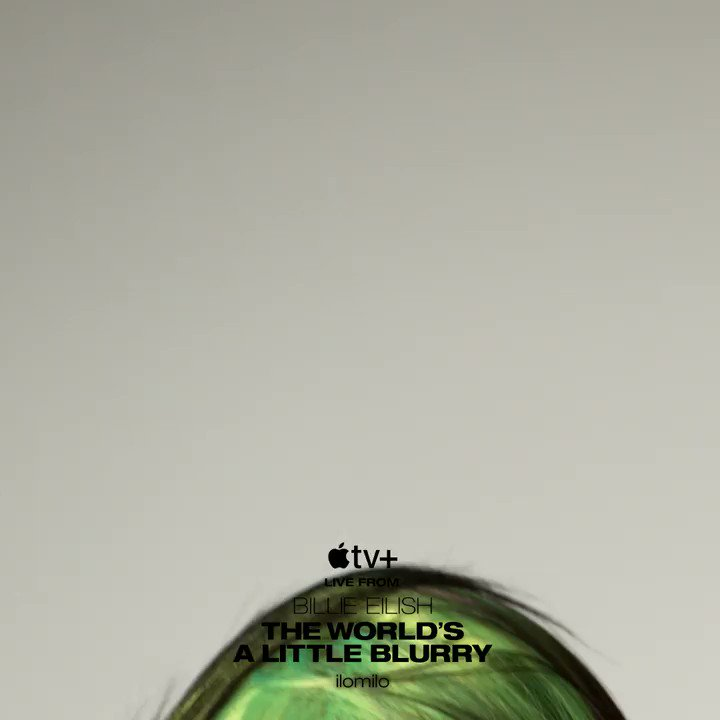 Billie Eilish - ilomilo (Live From The Film – Billie Eilish: #TheWorldsALittleBlurry) Listen now:
