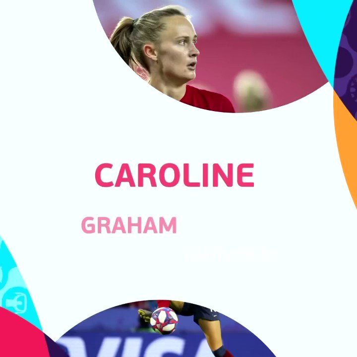 🔜 𝙄𝙂 𝙇𝙄𝙑𝙀 with @CarolineGrahamH and @sarabjork18! Join us on our #Instagram account for a special chat with two of the biggest stars in the game as we look ahead to #WEURO2022!   ⏰ Tuesday, Feb 23rd, 4PM UK time/ 5PM CET  Click here: