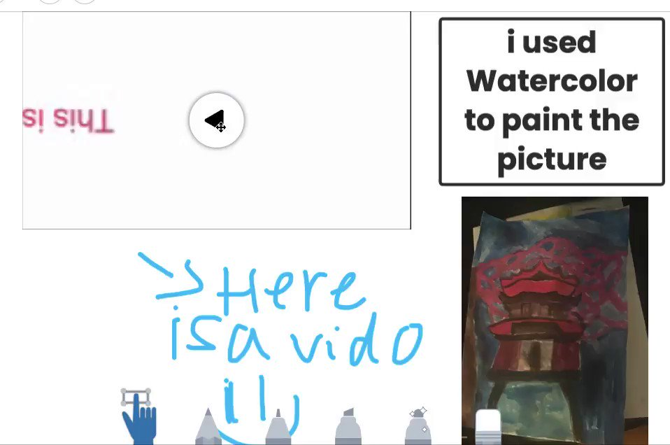 This year has had a lot of lows for me in teaching art virtually, but this unassigned submission hits it so high my heart is soaring.<a target='_blank' href='http://search.twitter.com/search?q=whenthestudentbecomestheteacher'><a target='_blank' href='https://twitter.com/hashtag/whenthestudentbecomestheteacher?src=hash'>#whenthestudentbecomestheteacher</a></a> <a target='_blank' href='http://twitter.com/APS_FleetES'>@APS_FleetES</a> <a target='_blank' href='http://twitter.com/APSArts'>@APSArts</a> <a target='_blank' href='http://twitter.com/MsSwitajAPS'>@MsSwitajAPS</a> <a target='_blank' href='http://twitter.com/MissVoelpel'>@MissVoelpel</a> <a target='_blank' href='https://t.co/LJMfIUL4u5'>https://t.co/LJMfIUL4u5</a>