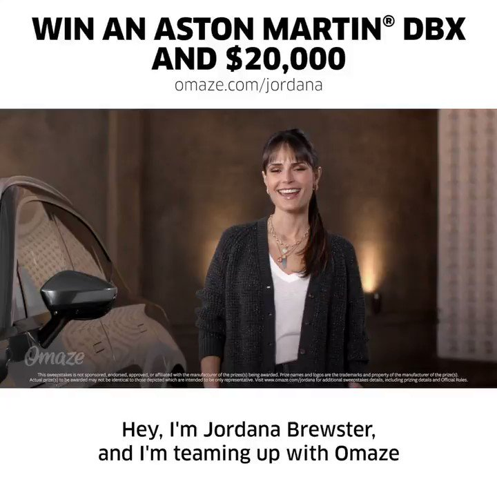 Aston Martin's debut SUV is the definition of luxury designed for the whole family. Want to win it?  ENTER NOW:   #omaze #omazecars #astonmartin
