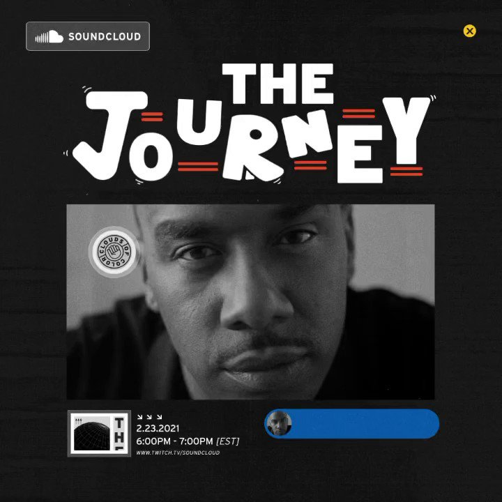 To close out #BlackHistoryMonth, we're back with a new episode of #TheJourney.   We'll be speaking with @KawanPrather—Head of Music at @i_am_OTHER—about his journey as a music exec.  TOMORROW @ 6PM EST