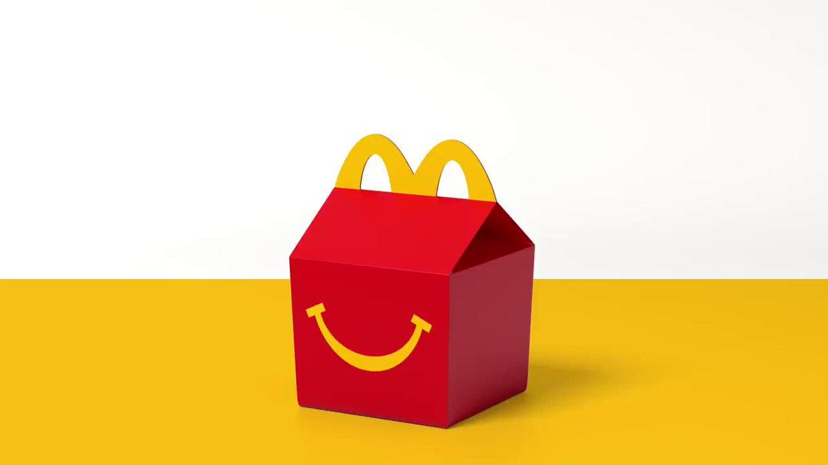 McDonald's ha revelado que los personajes de Demon Slayer: Kimetsu no Yaiba son los protagonistas del próximo Happy Meal. Además del típico juguete, cada Happy Meal traerá un set de pegatinas. ¿Veremos esto alguna vez en España? 🍔 #KimetsunoYaiba #DemonSlayerKimetsunoYaiba