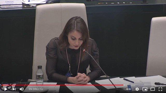 Replying to @CensoredJules: Andrea Levy, Concejala de Cultura, Ocio nocturno y Festejos.