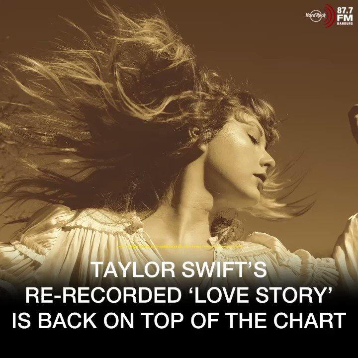 #HRFMNews Lagu remake 'Love Story' debut di posisi puncak chart musik country Billboard di minggu ini.   Pencapaian ini menjadi yang kedua setelah Dolly Parton merilis remake 'I Will Always Love You' pada Oktober 1982, 8 tahun setelah versi awalnya di tahun 1974.