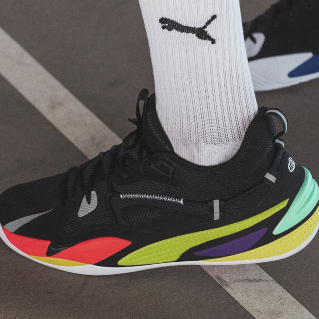 Replying to @PUMAHoops: Know it's been a minute, but the wait almost over. RS-Dreamer OGs coming back March 5th.