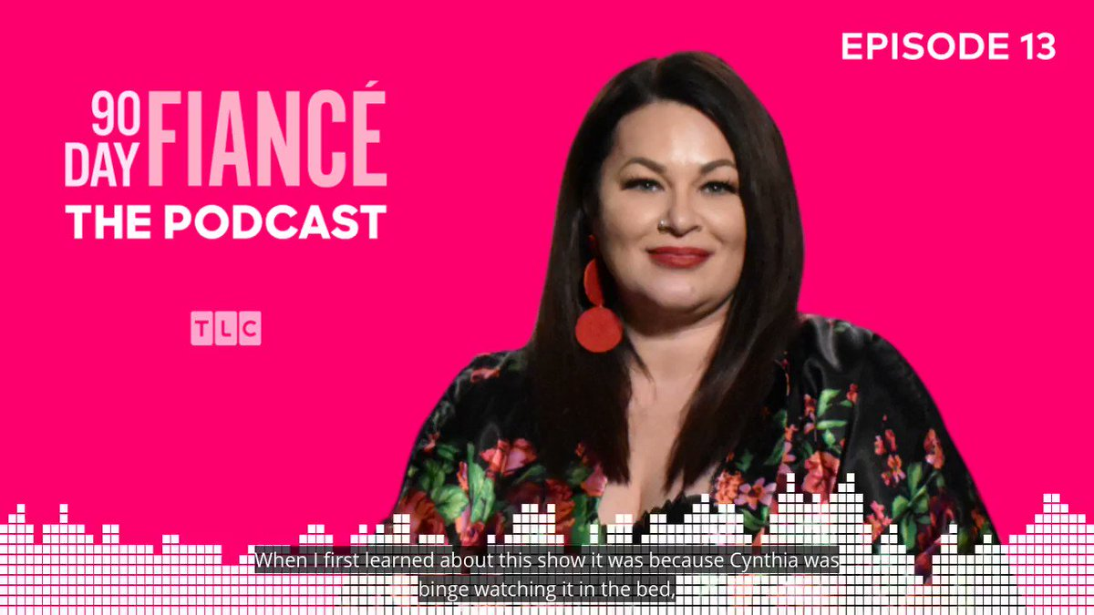 This week on #90DayFiance: The Podcast Molly is here and she's spilling the tea! Listen to find out what she's looking for in a man...👩❤️👨