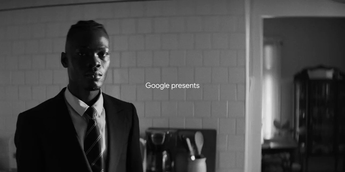 For @Google   'Business as Usual'  Directed by @JoshuaKissi   Music: @SunniColon   new music soon