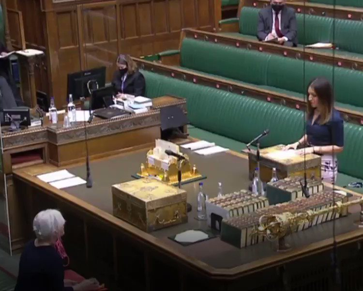 This week, I asked the Mental Health Minister to confirm future plans for NHS Mental Health staff recruitment and training. Ive watched it back a few times and cant hear an answer. Can anyone assist?