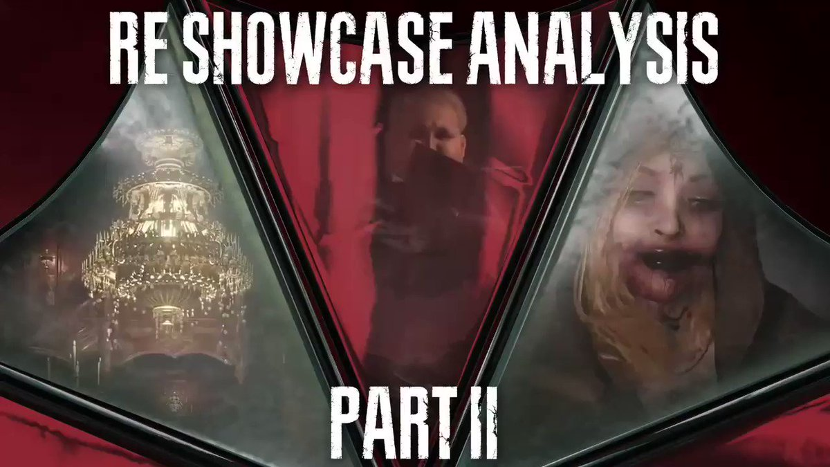 🚨🚨🚨NEW VIDEO🚨🚨🚨  We're back with part 2 of our deep dive analysis of the #REShowcase covering the gameplay of #ResidentEvilVillage and also the #MaidenDemo trailer. Come and watch on #YouTube and #Subscribe #REBHFun