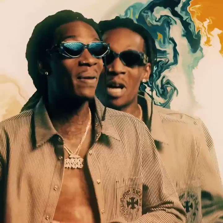 Just dropped the #Millions video with @ArtistHBTL 🚀🚀🚀