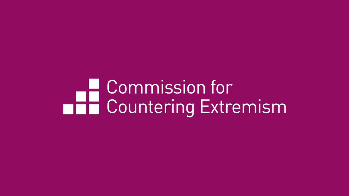 Our report shows that modern day extremism is evolving at pace, yet our laws are failing to keep up with the threat of #HatefulExtremism. Gaps in legislation are being exploited, allowing extremists to operate with impunity #LawfulExtremism