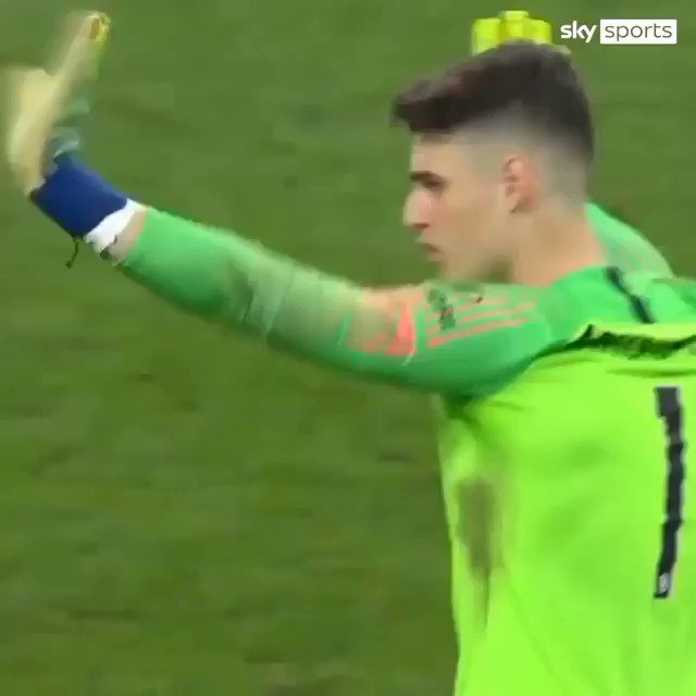 @SnezzyMbatha remember this day in 2019 when Kepa became more than a keeper #kepa #Chelsea #OTD