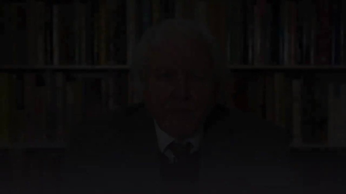 Image for the Tweet beginning: David Attenborough Addresses the U.N.