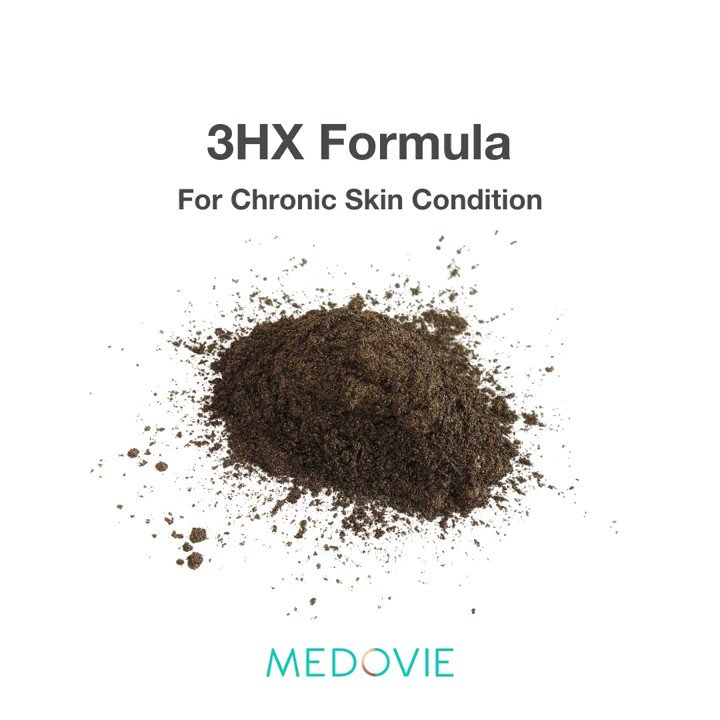 #Medovie's double-action 3HX™ formula works inside and out for long lasting skin health. Our nourishing botanicals soothe the skin at the source without stressing the body.  Learn more about the Medovie 3HX formula here:   #skincare #beauty #psoriasis