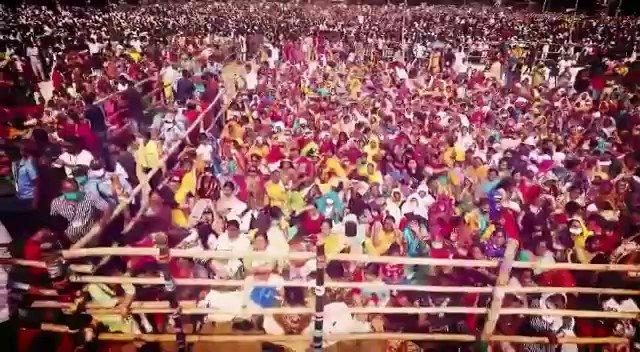 """""""দুর্গম গিরি, কান্তার-মরু, দুস্তর পারাবার  লঙ্ঘিতে হবে রাত্রি-নিশীথে, যাত্রীরা হুশিয়ার!""""  হুগলিতে দিদির জনসভায় জনপ্লাবন! #BanglaNijerMeyekeiChay #DidiStormsHooghly #Didi #MamataBanerjee #BanglarGorboMamata"""