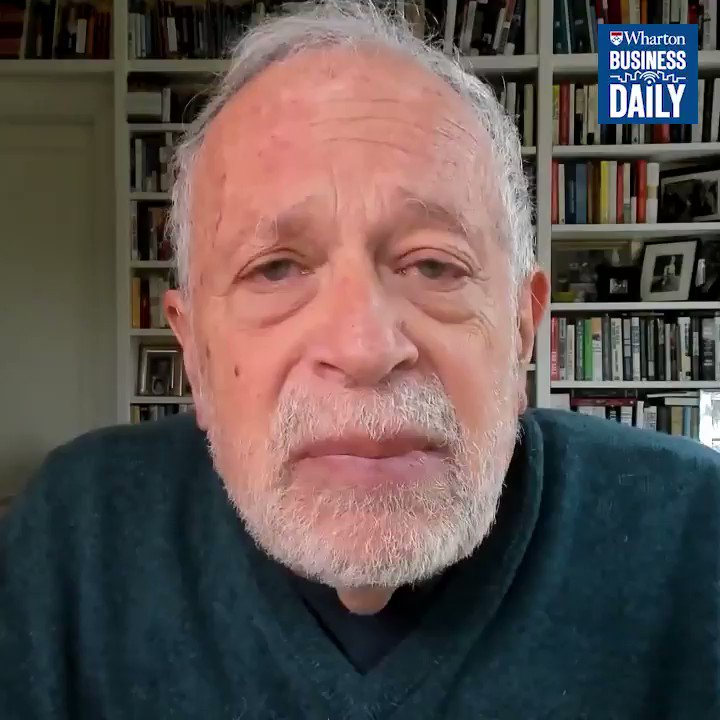 .@RBReich, former United States Secretary of Labor and Chancellor's Professor of Public Policy @UCBerkeley, talks about his new book and his advice for how @POTUS should address unemployment and #COVID19's impact on inequalities and public education.