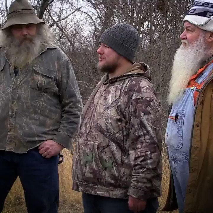 Replying to @travelchannel: Wow, it's like they were separated at birth. 🤣  Stream #MountainMonsters now on @discoveryplus.