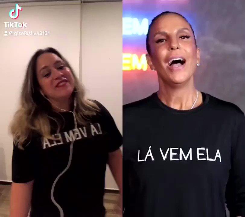 Bora de dueto com @ivetesangalo #tásolteiramasnãotásozinha #ivetesangalo @CentralDeFas