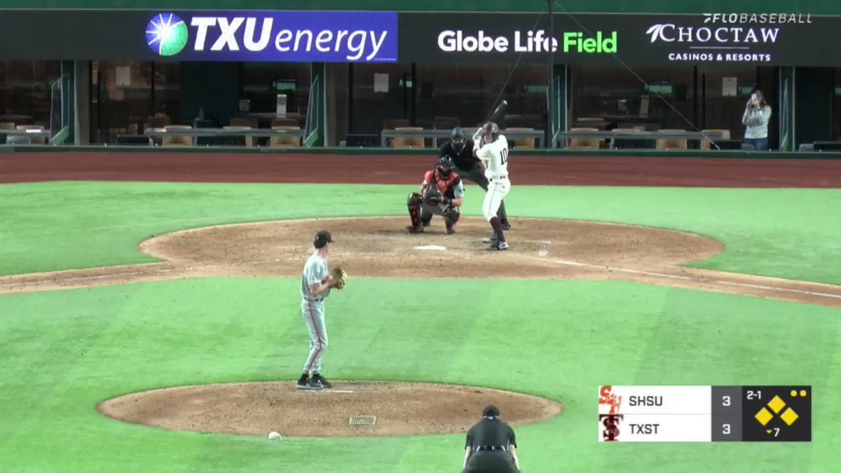 B7 | We told you not to pitch to @jt_thompo with the bases loaded! 🎥@FloBaseball Your live link is here: flosports.link/2OWnIAi #EatEmUp #ComebackStrong