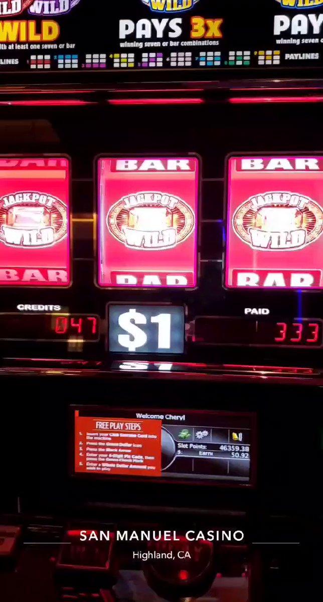 Just another #WinningWednesday since my #StimulusCheck not here yet! #Casino #SanManuel #SlotMachines #SlotWins #JackpotJane