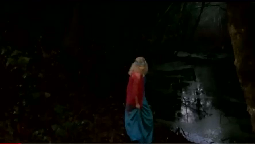 Check out the new bizarre video Natalie posted. She's now a fairy in the woods?  #90dayfiance