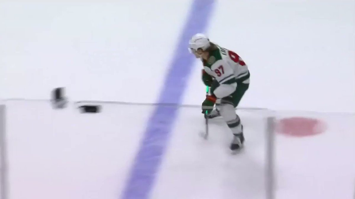 FSN did an iso-cam version of that Kaprizov shift and sped it up