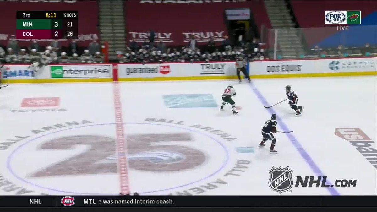 @NHL's photo on Kaprizov