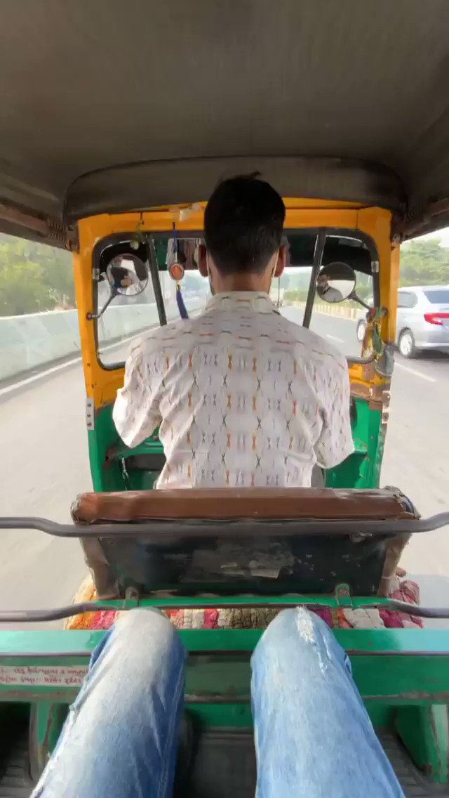 When you had your last ride in auto.😍 #ajmera #ajmeranaturals #oil #change #food #foodlover #lfc #apple #Microsoft #XboxSeriesX #Trending #India #MadeInIndia #COVID19 #coronavirus #Twitter  Translated using #MicrosoftFlow