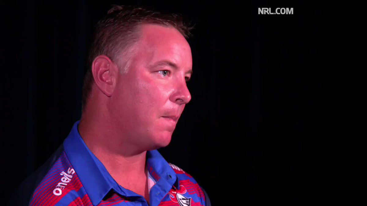 🛡1 ON 1 WITH ADAM O'BRIEN🛡   The @NRLKnights coach discusses how the club recovered from a turbulent off-season, whether Kalyn Ponga is ready to be captain & why David Klemmer wasn't selected in his leadership group  FULL INTERVIEW 🎥  via @NRLcom