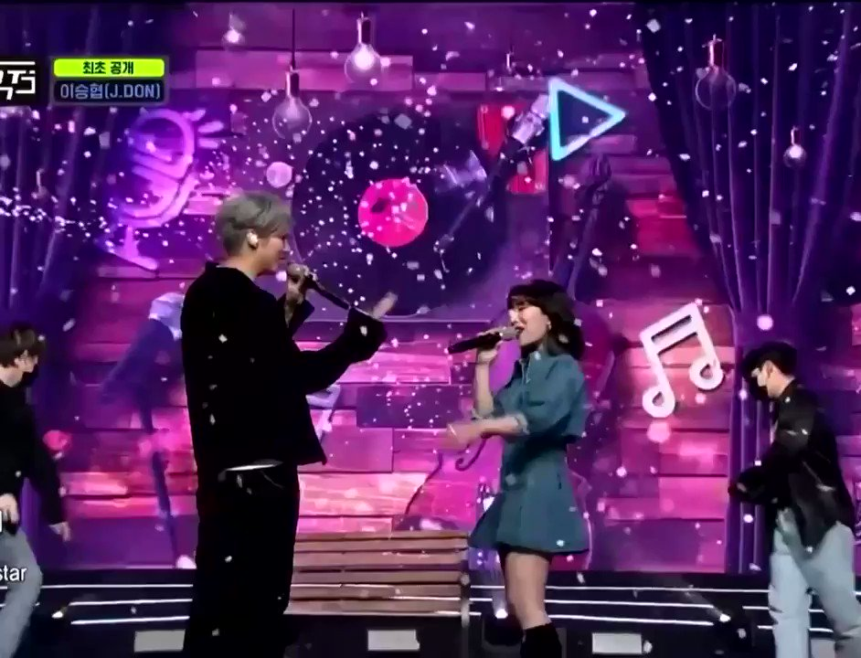 This little choreo part in Superstar was so cute!!! 🌟🤍  #JDON #ON_THE_TRACK #Clicker#클리커#이승협 #NFlying