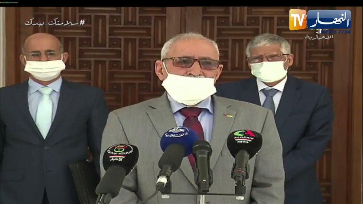 """ابراهيم غالي """" الشعب الصحراوي سيواصل الكفاح المسلح من أجل الحصول على حقه في الحرية والإستقلال وتقرير المصير"""